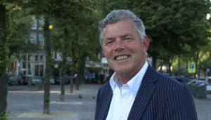 Dominee Paul Visser, predikant Noorderkerk Amsterdam